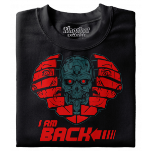 """I Am Back"" Premium T-Shirt"