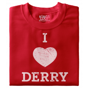 """I Love Derry."" Premium T-Shirt"