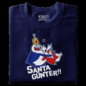 """Santa Gunter!!"" Premium T-Shirt"