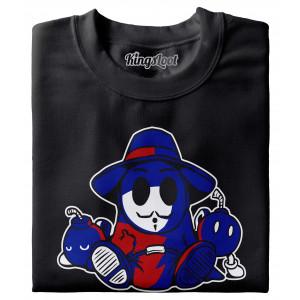 """Shy Guy Fawkes"" Premium T-Shirt"