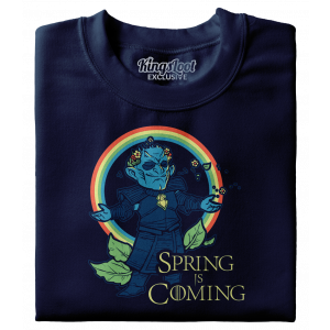 """Spring Is Coming"" Premium T-Shirt"