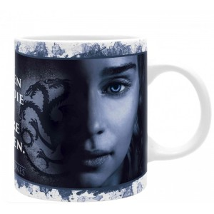 Game of Thrones 2 Queens Tasse