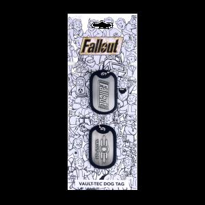 Fallout Dog Tags Vault 101