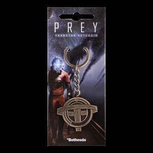 Prey Transtar Metall-Schlüsselanhänger