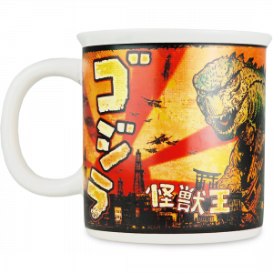 Godzilla Giant Monster Mug