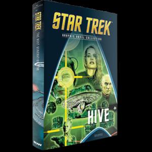 Star Trek Graphic Novel Collection Volume 03 Hive
