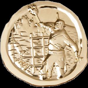 """Der Hobbit - Sammlermünze """"Azog"""""""