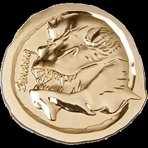 """Der Hobbit - Sammlermünze """"Smaug"""""""