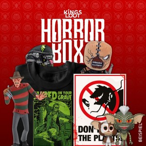 HorrorBox ×3