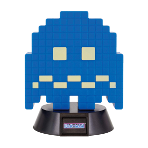 Pac-Man Turn to blue ghost Icon Light 3D Licht