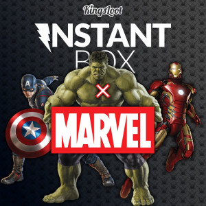 InstantBox - Marvel Edition