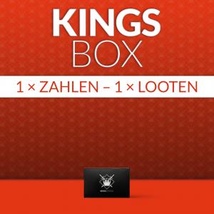 KingsBox einzeln für 1Monat
