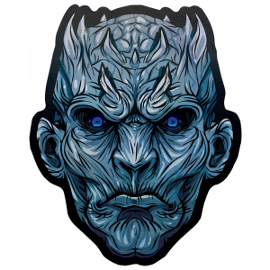 """KingsGlass Special Edition """"King Of The Wights"""""""