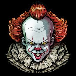 "KingsGlass #12 ""The Clown"""