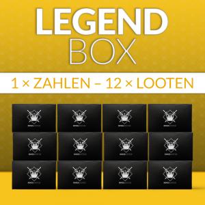 LegendBox komplett für 12 Monate