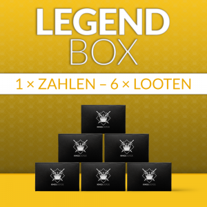 LegendBox komplett für 6 Monate
