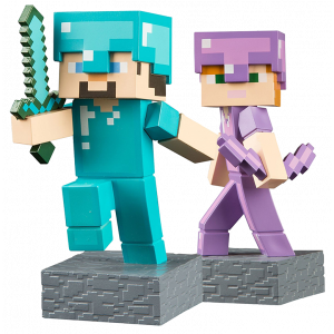 Minecraft Adventure Figur (1/2)