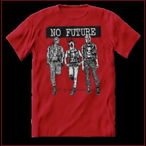 "KingsLoot ""No Future"" Premium T-Shirt"