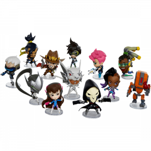 "Overwatch ""Cute but Deadly"" Series 3 Blindbox"