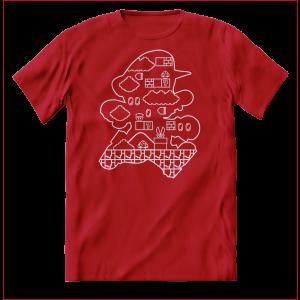 "KingsLoot ""Pipe World"" Premium T-Shirt"