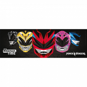 """Power Rangers""-Poster Xtra-Wide"