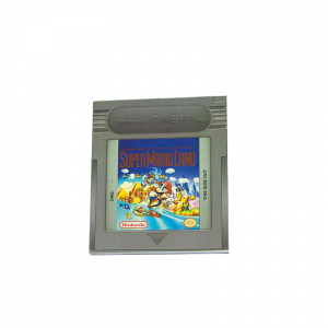 Nintendo Game Boy Cartridge Notizbuch