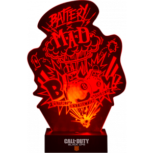 Call of Duty Black Ops 4 Acryl Licht
