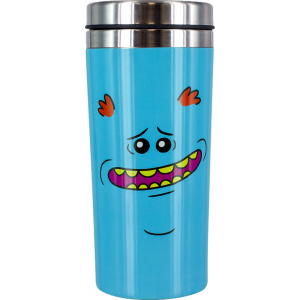 Rick and Morty  Mr. Meeseeks Reisebecher
