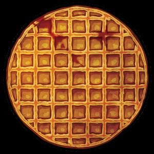 "KingsGlass ""Bloody Waffle"""