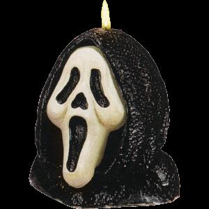 Scream-Kerze