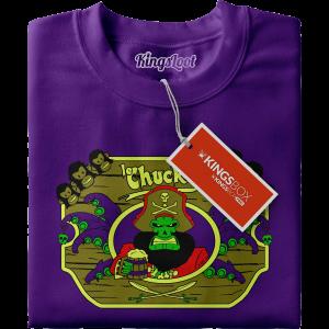"""Le Chuck"" by SilentMike Premium T-Shirt S"