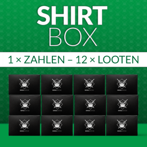 ShirtBox komplett für 12 Monate