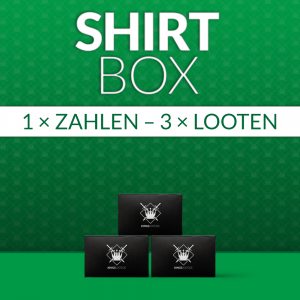 ShirtBox komplett für 3 Monate