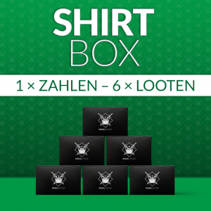 ShirtBox komplett für 6 Monate