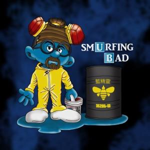 """KingsGlass """"Smurfing Bad"""""""