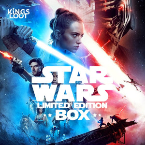 STAR WARS – Limited Edition Box
