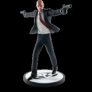 """Hitman """"Agent 47"""" Statuette"""