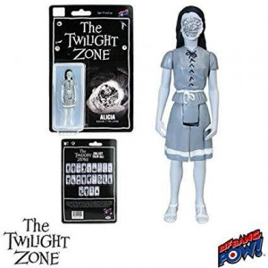 Twilight Zone Retro Actionfigur 10 cm Alicia