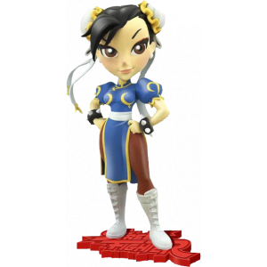 Street Fighter Knockouts Vinyl Figur Chun-Li