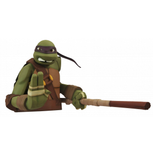 Teenage Mutant Ninja Turtles Donatello Spardose