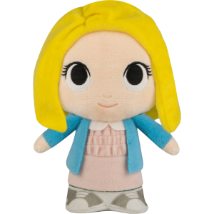 Stranger Things Super Cute Plüschfigur Eleven with Wig