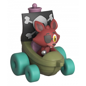 Five Nights at Freddy's Super Racers Diecast Figur Foxy the Pirate