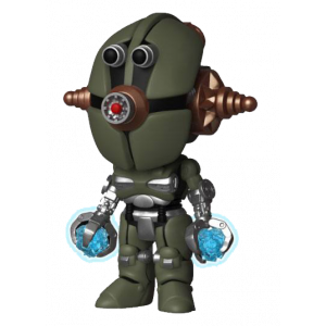 Fallout 5 Star Vinyl Figur Assaultron