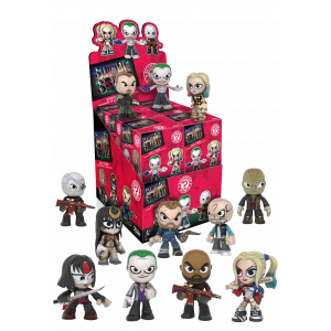 Suicide Squad Mystery Mini Blind Box