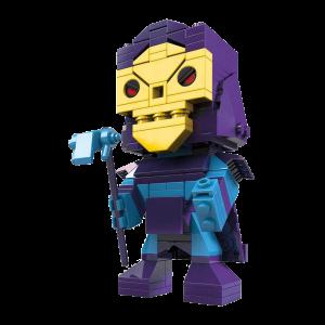 Masters of the Universe Kubros Figur Skeletor