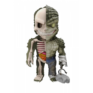 DC Comics XXRAY Figur Killer Croc