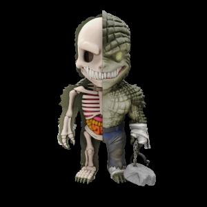 DC Comics XXRAY Figur Killer Croc