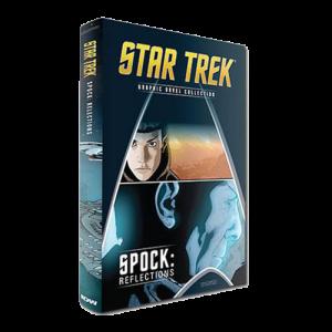 Star Trek Graphic Novel Collection Volume 04 Spock: Reflections
