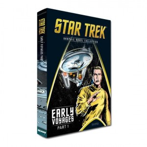 Star Trek Graphic Novel Collection Volume 09 Early Voyages Part 1