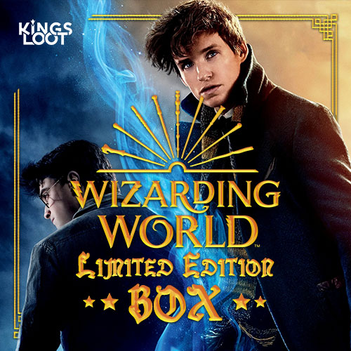 Wizarding World Limited Edition Box